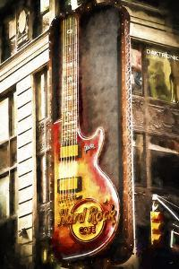 Guitar by Philippe Hugonnard