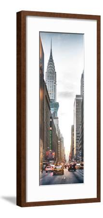 Instants of NY Series - Vertical Panoramic