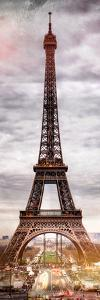 Instants of Paris Series - Eiffel Tower, Paris, France by Philippe Hugonnard