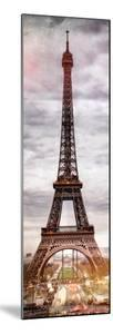 Instants of Paris Series - Eiffel Tower, Paris, France by Philippe Hugonnard