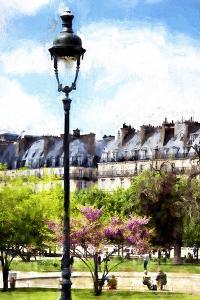 Jardin des Tuileries in Paris by Philippe Hugonnard