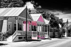 Key West Architecture - The Pink House - Florida by Philippe Hugonnard