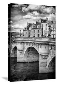 Le Pont Neuf - Paris - France by Philippe Hugonnard