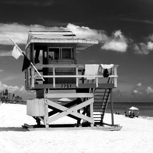 Life Guard Station - South Beach - Miami - Florida - United States by Philippe Hugonnard