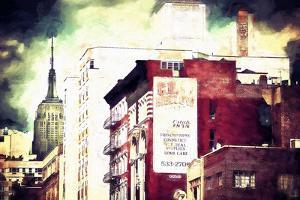 Look at New York by Philippe Hugonnard