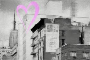 Luv Collection - New York City - Buildings Style by Philippe Hugonnard