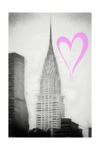 Luv Collection - New York City - Chrysler Building II by Philippe Hugonnard