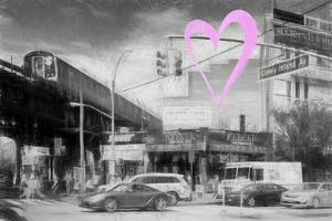 Luv Collection - New York City - Coney Island Traffic by Philippe Hugonnard