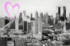 Luv Collection - New York City - Hell's Kitchen District by Philippe Hugonnard