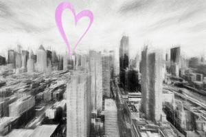Luv Collection - New York City - Manhattan by Philippe Hugonnard