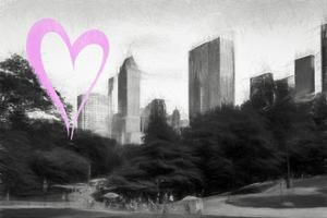 Luv Collection - New York City - The Central Park by Philippe Hugonnard