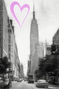 Luv Collection - New York City - The Empire Street by Philippe Hugonnard