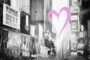 Luv Collection - New York City - Times Square by Philippe Hugonnard