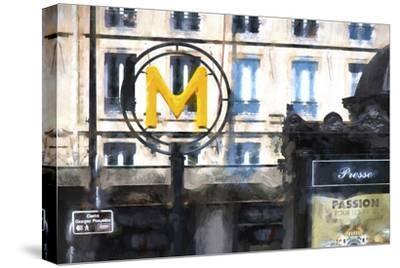 M Metro Paris