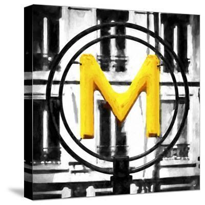 M Paris Metro