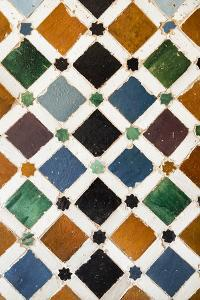 Made in Spain Collection - Alhambra Mosaic by Philippe Hugonnard