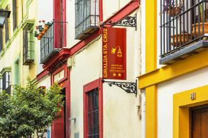 Made in Spain Collection - Colorful Facades of Seville III by Philippe Hugonnard