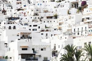 Made in Spain Collection - Mojacar White Village by Philippe Hugonnard