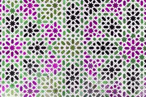 Made in Spain Collection - Oriental Mosaic IV by Philippe Hugonnard