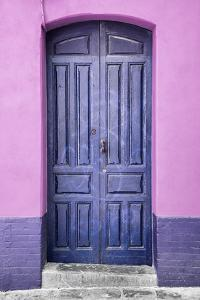 Made in Spain Collection - Purple Door in Seville by Philippe Hugonnard