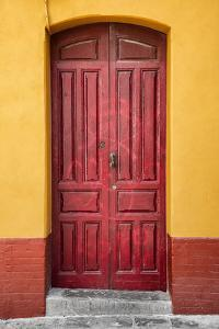 Made in Spain Collection - Red Door in Seville by Philippe Hugonnard