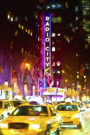 Manhattan City by Philippe Hugonnard
