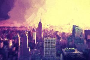 Manhattan Heat II by Philippe Hugonnard