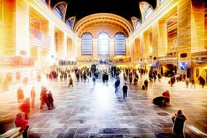 Manhattan Shine - Grand Central Terminal by Philippe Hugonnard