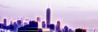 Manhattan Shine - One World Trade Center II by Philippe Hugonnard