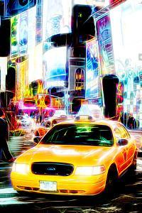 Manhattan Shine - Taxi Fevers by Philippe Hugonnard