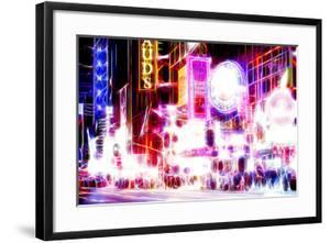 Manhattan Shine - Times Square Blinding by Philippe Hugonnard