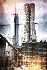 Manhattan Towers by Philippe Hugonnard