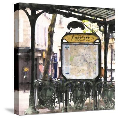 Metro Paris Abbesses