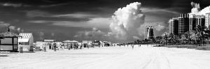 Miami Beach Landscape - South Beach - Miami - Florida by Philippe Hugonnard