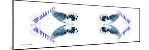 Miss Butterfly Duo Brookagenor Pan - X-Ray White Edition II by Philippe Hugonnard