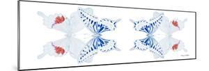 Miss Butterfly Duo Parisuthus Pan - X-Ray White Edition II by Philippe Hugonnard