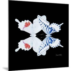 Miss Butterfly Duo Parisuthus Sq - X-Ray Black Edition by Philippe Hugonnard