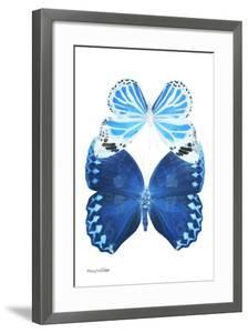 Miss Butterfly Duo Stichatura II - X-Ray White Edition by Philippe Hugonnard