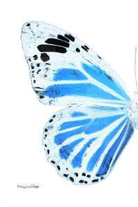 Miss Butterfly Genutia - X-Ray Left White Edition by Philippe Hugonnard