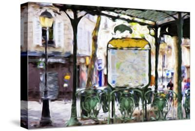 Montmartre Inspiration - In the Style of Oil Painting