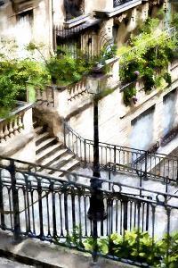 Montmartre Lantern by Philippe Hugonnard