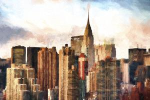 New York Skyscrapers by Philippe Hugonnard