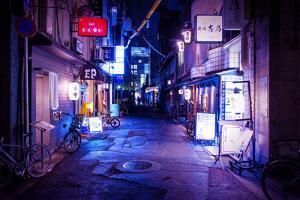 NightLife Japan Collection - Night Bar by Philippe Hugonnard
