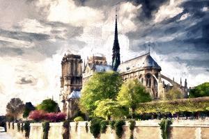 Notre Dame de Paris by Philippe Hugonnard