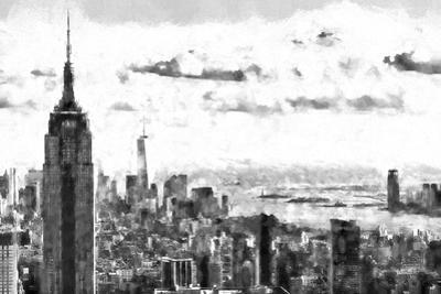 NY Cityscape by Philippe Hugonnard