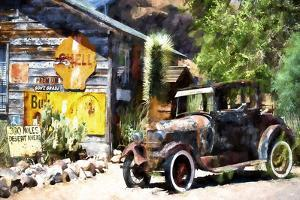 Old American Car by Philippe Hugonnard