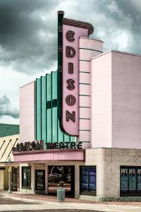 Old American Theater - Edison Theatre by Philippe Hugonnard