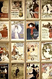Old French Postcards - Gallery - Montmartre - Paris - France by Philippe Hugonnard