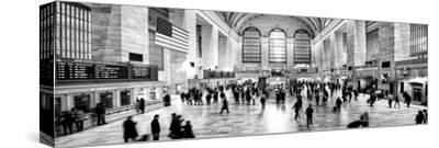 Panoramic View - Grand Central Terminal at 42nd Street and Park Avenue in Midtown Manhattan