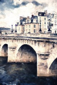 Paris Bridge II by Philippe Hugonnard